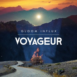 Gloom Influx - Voyageur - LP COLOURED