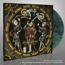 Glorior Belli - The Apostates - LP Gatefold Coloured + Digital