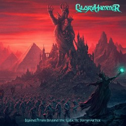 Gloryhammer - Legends From Beyond The Galactic Terrorvortex - DOUBLE LP Gatefold