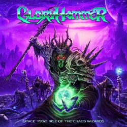 Gloryhammer - Space 1992: Rise Of The Chaos Wizards - LP Gatefold