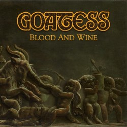 Goatess - Blood And Wine - DOUBLE LP Gatefold