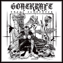 Goatkraft - Angel Slaughter - Mini LP
