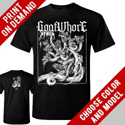 Goatwhore - Crotm - Print on demand