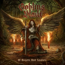 Goblins Blade - Of Angels And Snakes - CD DIGIPAK