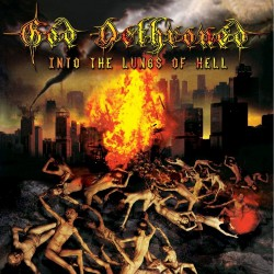 God Dethroned - Into The Lungs Of Hell - LP