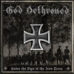 God Dethroned - Under The Sign Of The Iron Cross - LP COLOURED