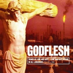 Godflesh - Songs of Love and Hate + Love and Hate in Dub + In - 2CD+DVD SLIPCASE