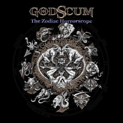 Godscum - The Zodiac Horrorscope - CD