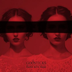 Godsticks - Faced With Rage - CD DIGIPAK