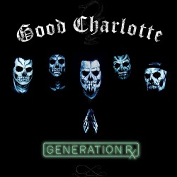 Good Charlotte - Generation RX - CD DIGIPAK