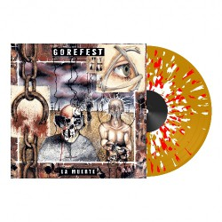 Gorefest - La Muerte - DOUBLE LP GATEFOLD COLOURED