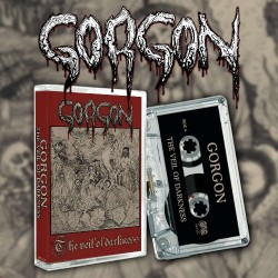 Gorgon - The Veil Of Darkness - CASSETTE