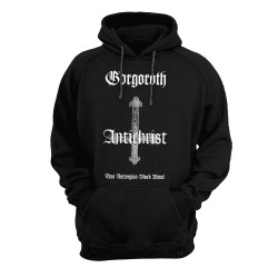 Gorgoroth - Antichrist - Hooded Sweat Shirt (Men)