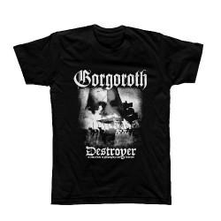 Gorgoroth - Destroyer - T-shirt (Men)