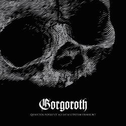 Gorgoroth - Quantos Possunt Ad Satanitatem Trahunt - CD
