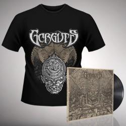 Gorguts - Bundle 5 - LP gatefold + T-shirt bundle (Men)