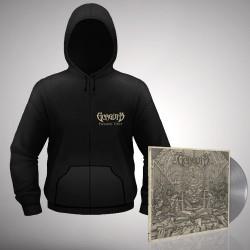 Gorguts - Pleiades' Dust - LP Gatefold Coloured + Zip Hoodie bundle (Men)