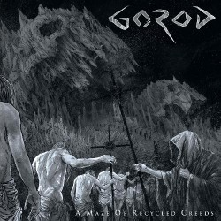 Gorod - A Maze Of Recyled Creeds - LP COLOURED