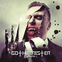 Gothminister - Utopia LTD Edition - CD + DVD slipcase