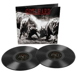 Gotthard - #13 - DOUBLE LP Gatefold