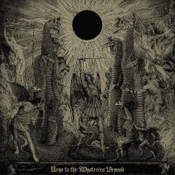 Grafvitnir - Keys To The Mysteries Beyond - LP Gatefold