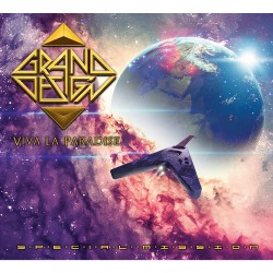 Grand Design - Viva La Paradise - Special Mission - CD DIGIPAK