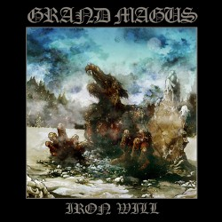 Grand Magus - Iron Will - CD