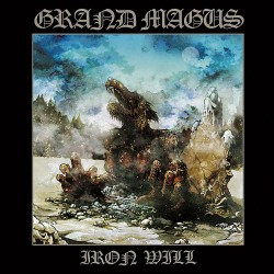 Grand Magus - Iron Will - LP