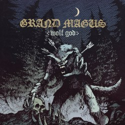 Grand Magus - Wolf God - CD