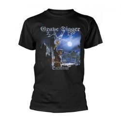 Grave Digger - Excalibur - T-shirt (Men)