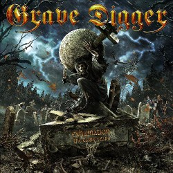 Grave Digger - Exhumation – The Early Years - CD DIGIPAK