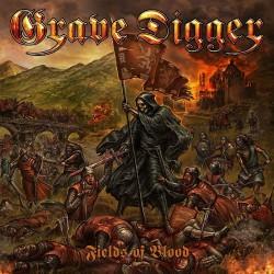Grave Digger - Fields Of Blood - CD DIGIPAK
