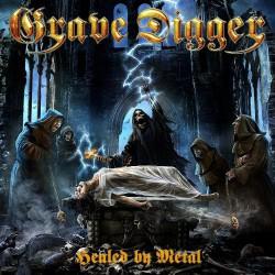 Grave Digger - Healed By Metal - CD DIGIPAK