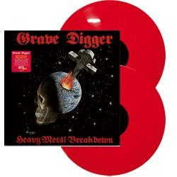 Grave Digger - Heavy Metal Breakdown - DOUBLE LP GATEFOLD COLOURED