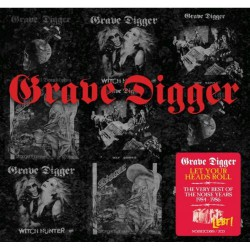 Grave Digger - Let Your Heads Roll - 2CD DIGIPAK