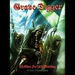 Grave Digger - The Clans Are Still Marching - DVD + CD DIGIBOOK