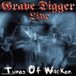 Grave Digger - Tunes of Wacken - live - DVDplus DIGIPACK