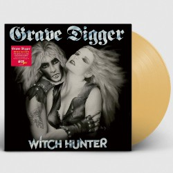 Grave Digger - Witch Hunter - LP COLOURED