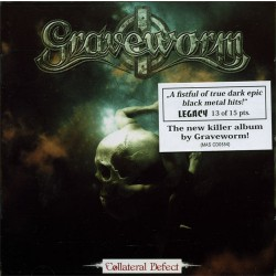 Graveworm - Collateral Defect - CD