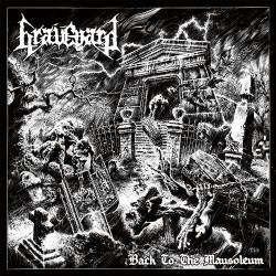 Graveyard - Back In The Mausoleum - LP