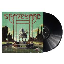 Graveyard - Peace - LP Gatefold