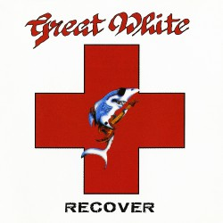 Great White - Recover - LP COLOURED
