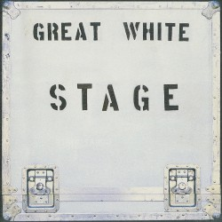 Great White - Stage - DOUBLE LP GATEFOLD COLOURED