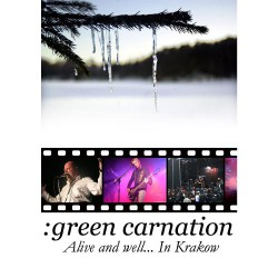 Green Carnation - Alive and Well...In Krakow - DVD