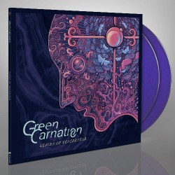 Green Carnation - Leaves Of Yesteryear - DOUBLE LP GATEFOLD COLOURED + Digital