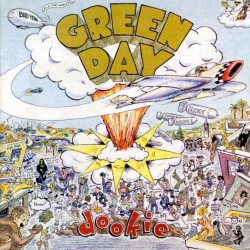 Green Day - Dookie - LP