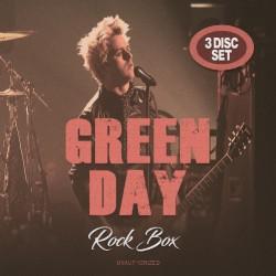 Green Day - Rock Box - 3CD DIGIPAK