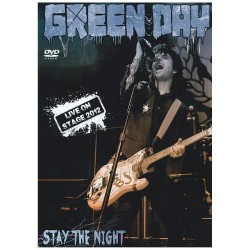 Green Day - Stay The Night - DVD