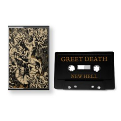 Greet Death - New Hell - CASSETTE