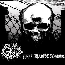 Grid - Human Collapse Syndrome - CD EP DIGIPAK